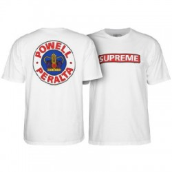 2019 POWELL PERALTA SUPREME T-SHIRT